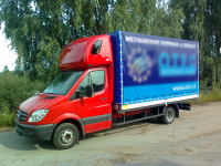 Malá nákladní vozidla N1 - spací nástavby